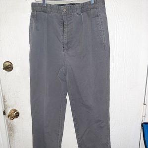 Polo Ralph Lauren gray chino pants 33/32